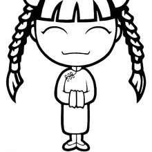 Dibujo Cooking Mama 2 - Dibujos para Colorear y Pintar - Dibujos para colorear PERSONAJES - Dibujos para colorear y pintar PERSONAJES - COOKING MAMA WORLD para colorear - COOKING MAMA 2 Nintendo: dibujos para colorear