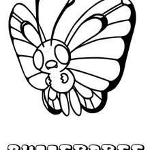 Dibujo Butterfree