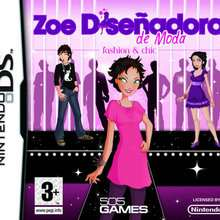 Videojuego : Zoe: Diseñadora de moda - Fashion and Chic DS