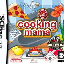 Videojuego : Cooking Mama DS