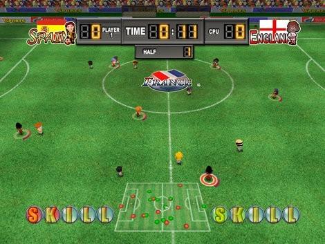 Kidz Sports Football - Juegos divertidos - CONSOLAS Y VIDEOJUEGOS