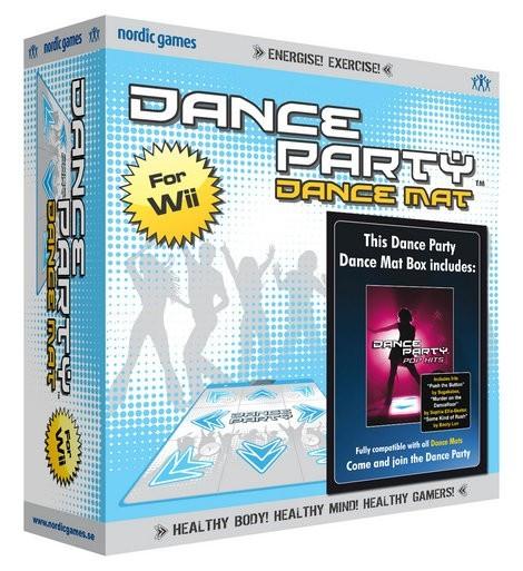 Dance Party Club Hits Wii - Juegos divertidos - CONSOLAS Y VIDEOJUEGOS