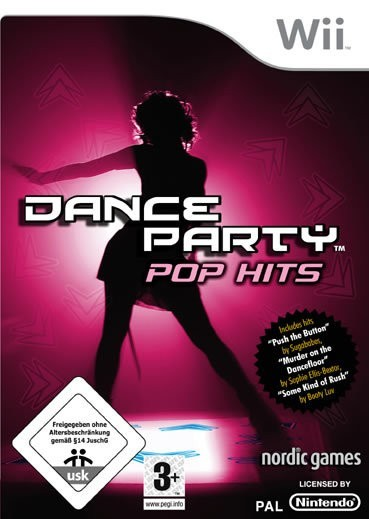 Dance Party Pop Hits Wii - Juegos divertidos - CONSOLAS Y VIDEOJUEGOS