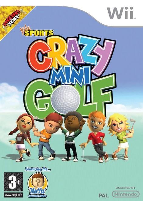 Crazy Mini Golf - Juegos divertidos - CONSOLAS Y VIDEOJUEGOS