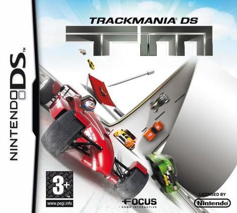 Trackmania DS - Juegos divertidos - CONSOLAS Y VIDEOJUEGOS