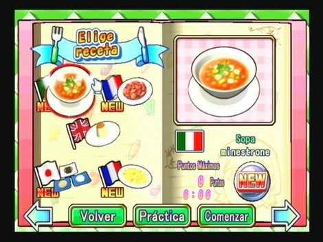 Cooking Mama - Juegos divertidos - CONSOLAS Y VIDEOJUEGOS
