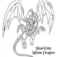 Dragón Blanco Blue-Eyes