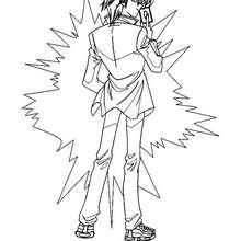 personaje Yu Gi Oh 4