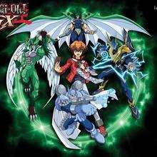 Fondo de pantalla : Yu Gi Oh: fondo verde