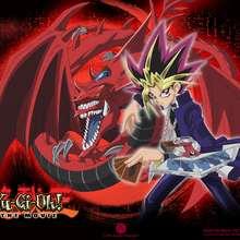 Fondo de pantalla : Yu Gi Oh: fondo rojo