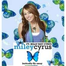 Video Miley Cyrus: Butterfly Fly away