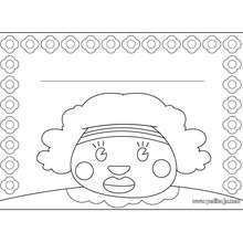 Fabricar un letrero Habitación de (niña)