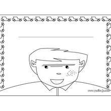 Fabricar un letrero Habitación de (niño)