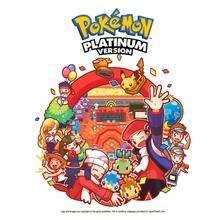 Fondo de pantalla : POKEMON: fondo platinium Ash y sus amigos