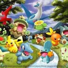 Fondo de pantalla : POKEMON: fondo todos los pokemon