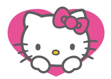 Fondos de escritorio hello kitty fondo hello kitty corazón para ...