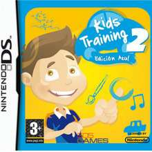 Videojuego : Kids Training 2 Azul DS