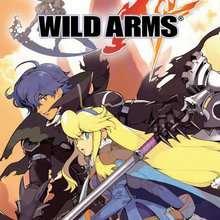 Videojuego : Wild Arms XF