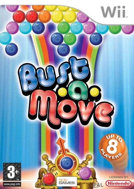 Bust A Move - Juegos divertidos - CONSOLAS Y VIDEOJUEGOS