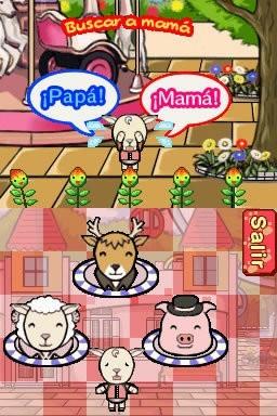 Kids Training 2 Rosa DS - Juegos divertidos - CONSOLAS Y VIDEOJUEGOS