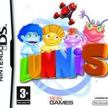 Videojuego : Los Lunnis para Nintendo DS