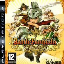 Battle Fantasia PS3 y XBOX360