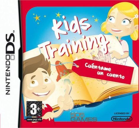 Kids Training Cuéntame un cuento DS - Juegos divertidos - CONSOLAS Y VIDEOJUEGOS