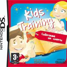 Kids Training Cuéntame un cuento DS