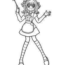 Luchia humana (mermaid melody)