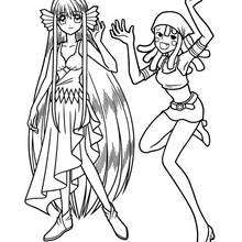 Maria y Eriku (mermaid melody)