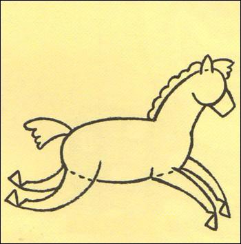 dibujar-caballo-circo3