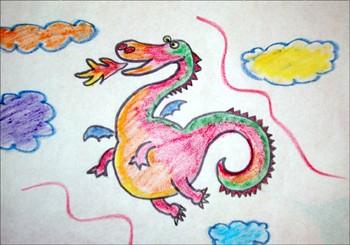 dibujar-cuentos-dragon