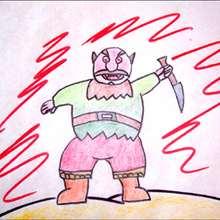 Aprender a dibujar : Dibuja un ogro