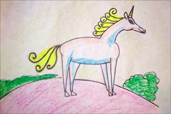 dibujar-cuentos-unicornio