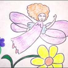 Dibuja un elfo - Dibujar Dibujos - Aprender cómo dibujar paso a paso - Dibujar dibujos PERSONAJES - Dibujar personajes de cuentos