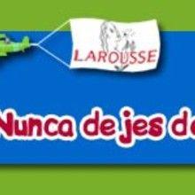 Libros infantiles: Larousse y Vox