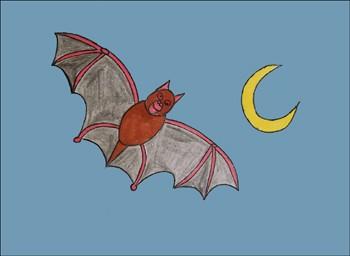 dibujo-halloween-murcielago
