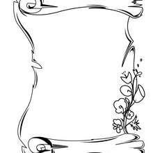 Letrero pergamino del Día de la Madre  - Manualidades para niños - Manualidades infantiles - Marcadores y letreros muy chulos - Marcapaginas DIA DE LA MADRE
