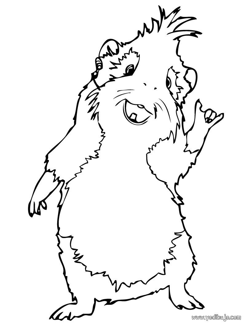 Dibujos para colorear hurley - es.hellokids.com