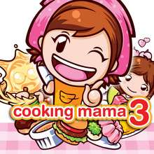 Cooking Mama 3: Nintendo DS 1280x1024