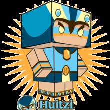 Huitzi : Dios de papel