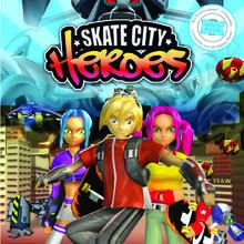 Skate City Heroes - Juegos divertidos - CONSOLAS Y VIDEOJUEGOS