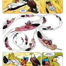 Imagen : Dibujo comic Yakari pagina3