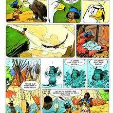 Dibujo comic Yakari pagina4