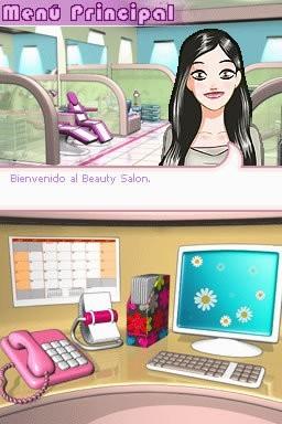 Zoe Salón de belleza - Juegos divertidos - CONSOLAS Y VIDEOJUEGOS