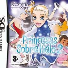 Diva Girls: Princesas sobre Hielo 2 DS