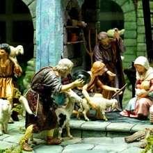 Fondo de pantalla : Fondo de Navidad religioso BELEN
