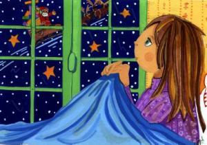 ilustracion-navidad-papa-noel-trineo