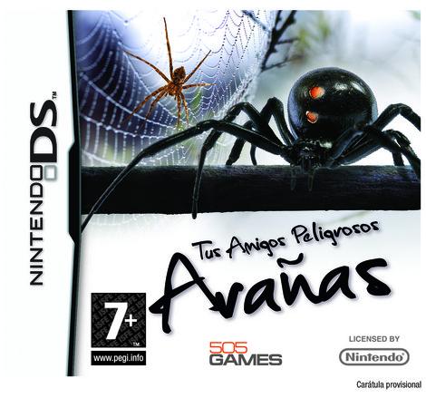 Tus peligrosos amigos: arañas - Juegos divertidos - CONSOLAS Y VIDEOJUEGOS