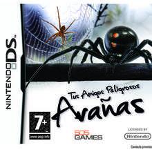 Videojuego : Tus peligrosos amigos: arañas